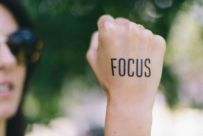 Žene, fokusirajte se!