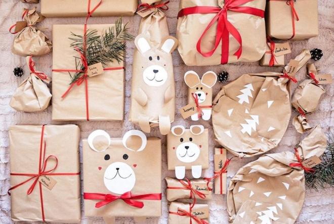 zamatanje poklona