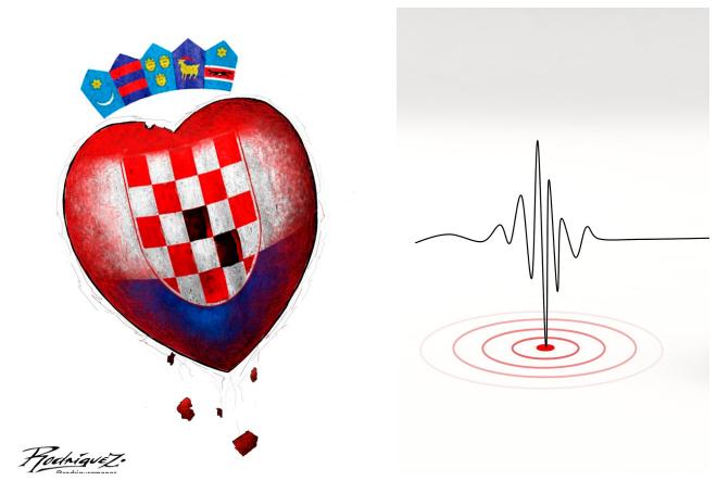 Crveni križ: Upute kako pomoći građanima pogođenima potresom
