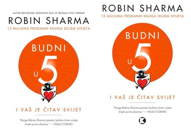 Robin Sharma: Budni u 5
