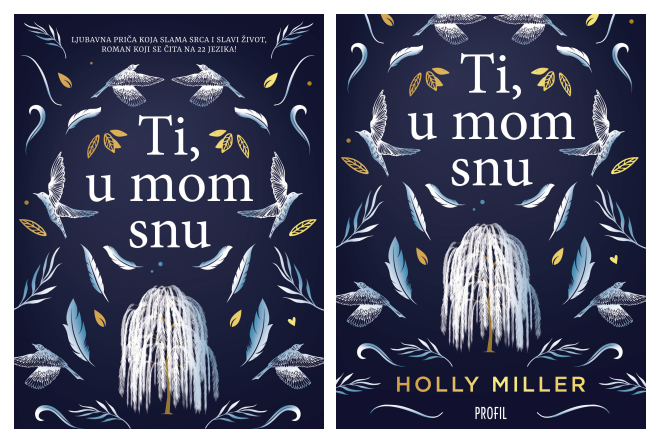 Holly Miller: Ti, u mom snu