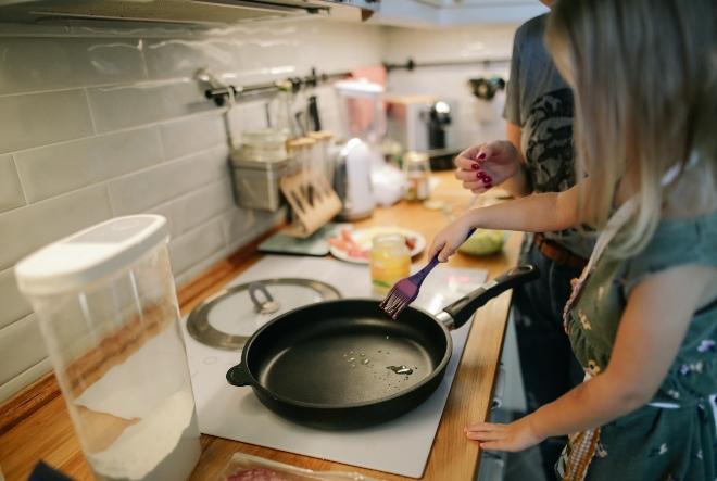 Kuhanje s djecom: Dobre navike počinju u kuhinji!