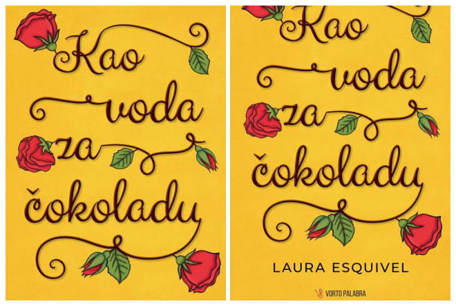 Laura Esquivel: Kao voda za čokoladu