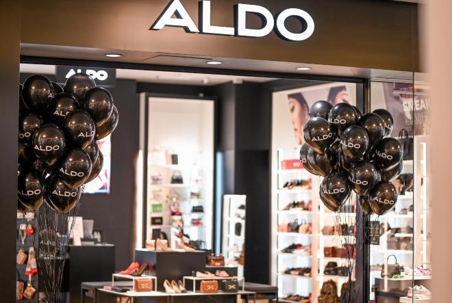 Novouređena Aldo trgovina otvorila je vrata u City Centeru one West!