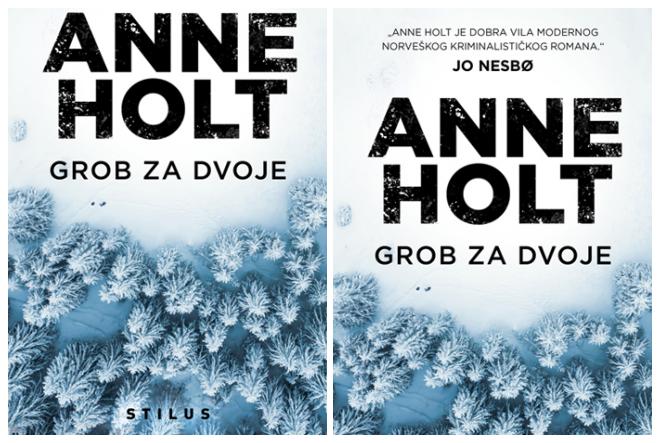 Anne Holt: Grob za dvoje