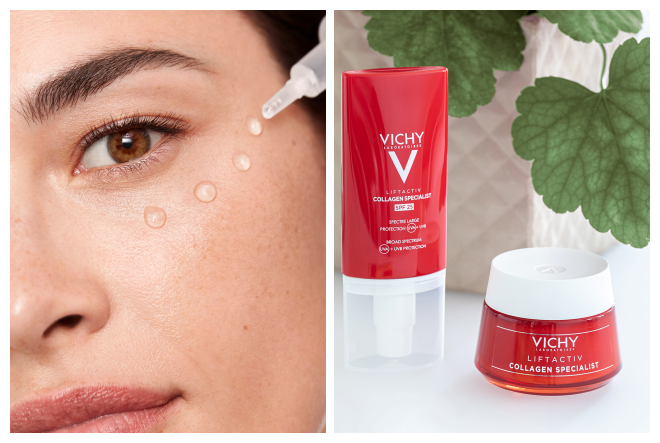 Liftactiv Collagen Specialistsmanjuje bore, poboljšava tonus i blistavost kože