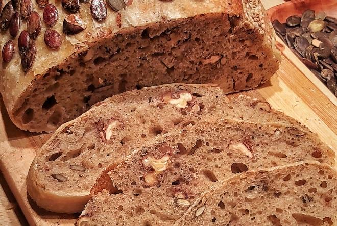 Jeste li probali ovu kombinaciju u jednom domaćem kruhu?