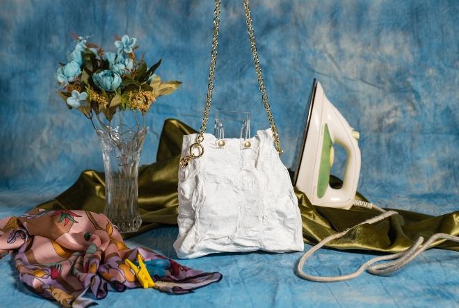Nova kolekcija unikatnih Raw bag torbi Mirjam Krajine