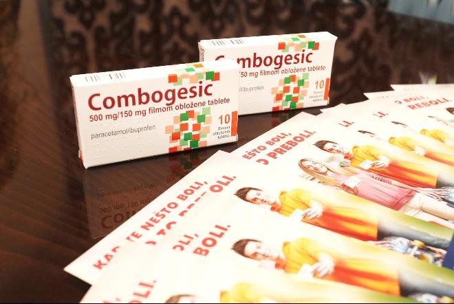 Brzo i učinkovito ublažavanje boli uz Combogesic