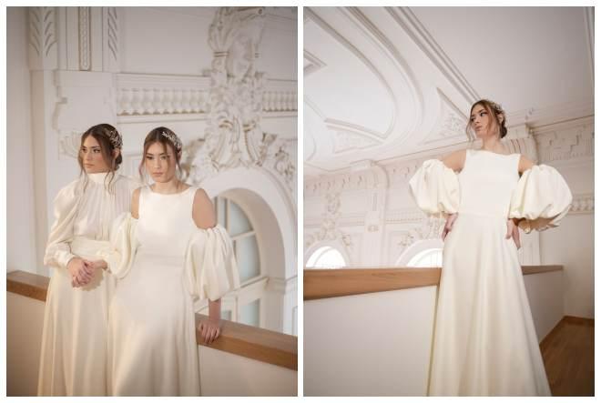 Modni studio Arileo predstavlja mini kolekciju vjenčanih haljina