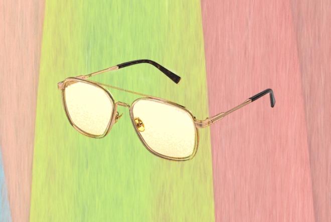 U ljeto prije ljeta s novim komadom sunčanih naočala