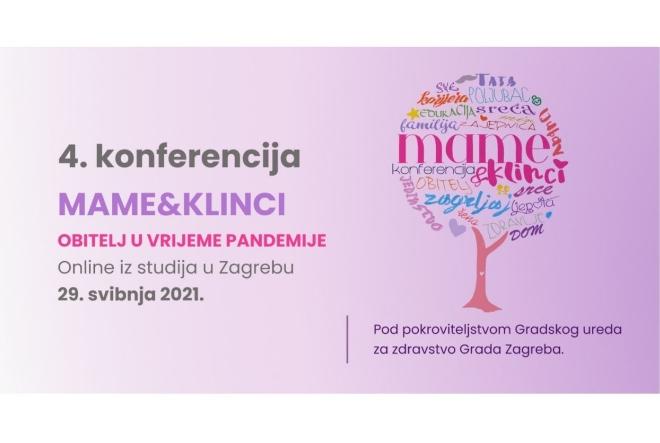 """Pridružite se i vi konferenciji """"Mame i klinci"""""""