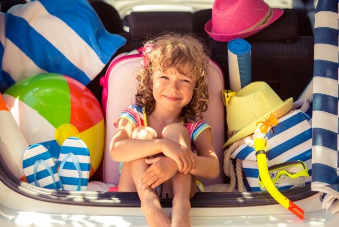 Vodič za must-have proizvode za putovanje s djecom