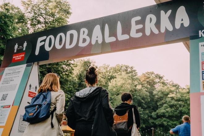 Foodballerka: Festival dobre zabave, glazbe i gastro užitaka na zelenom Tuškancu