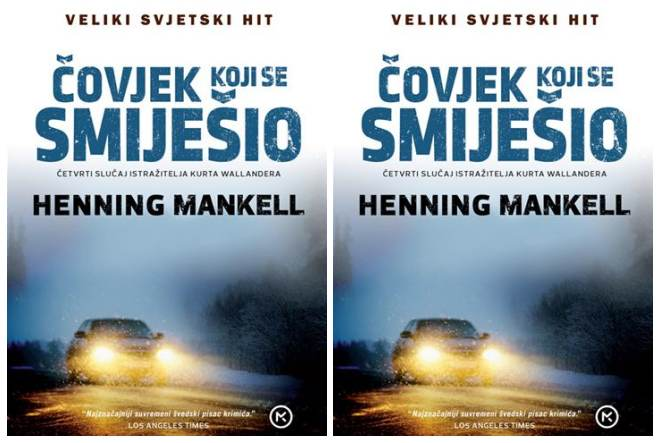Henning Mankell: Čovjek koji se smiješio