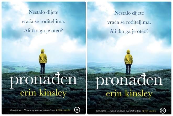 Erin Kinsley: Pronađen