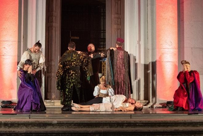 Spektakularna premijera koreodrame 'Romeo i Julija'