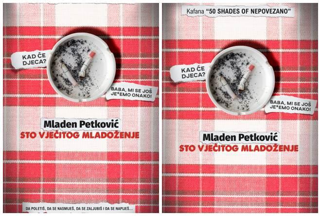 Novu knjigu Mladena Petkovića morate pročitati – Sto vječitog mladoženje