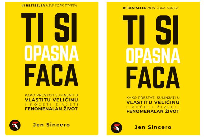 Novo izdanje Budilnik izdavaštva: Ti si opasna faca
