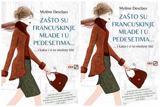 Mylène Desclaux: Zašto su Francuskinje mlade i u pedesetima?