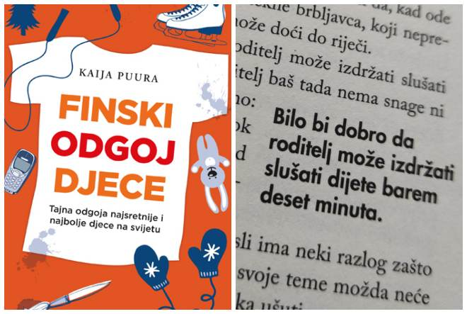 Kaija Puura: Finski odgoj djece