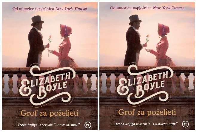 Elizabeth Boyle: Grof za poželjeti
