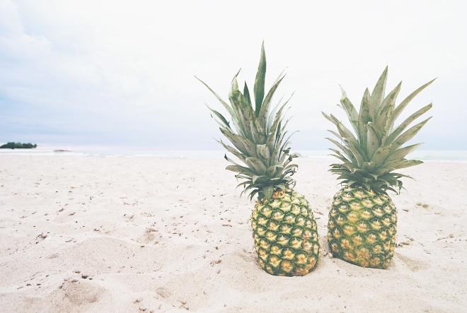 Što još znači simbol ananasa?