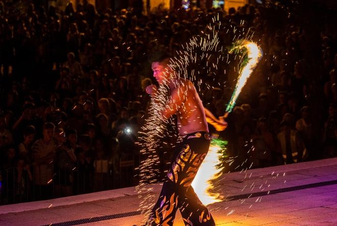 U Pečuhu se održava čudesni svjetlosni festival – Zsolnay festival