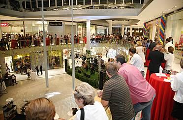 Otvoren Garden Mall