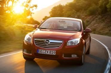 Croauto 2009: Opel Insignia