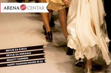 Arena Centar Fashion Weekend