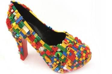 Prve Lego cipele