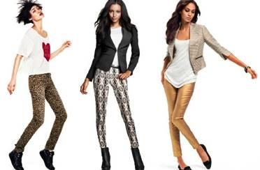 Šarene hlače iz H&M-a