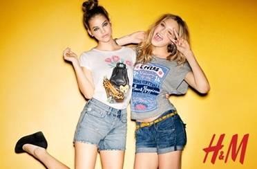 H&M majice sa stavom