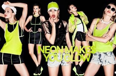 H&M kolekcija boje neona