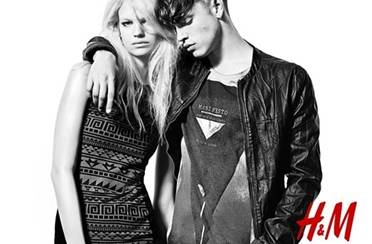 H&M predstavlja sve nijanse crne