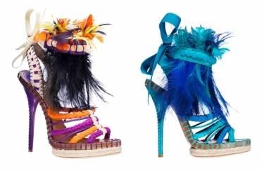 Diorova proljetna kolekcija cipela