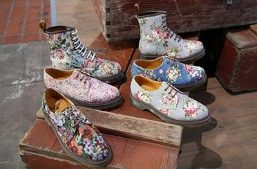 Liberty London kolekcija za Dr. Martens