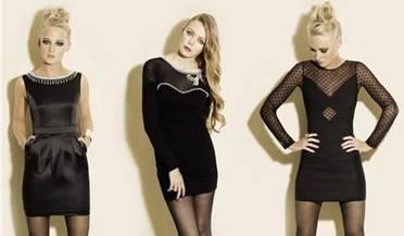 3 neodoljive male crne haljine