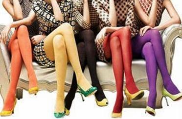 Kratka povijest ženskih čarapa