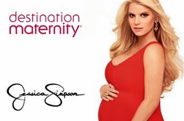 Jessica Simpson dizajnira za trudnice