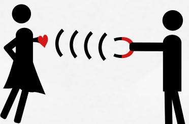 Postanite ljubavni magnet
