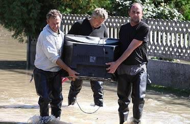Zajedno pomozimo ljudima s poplavljenih područja