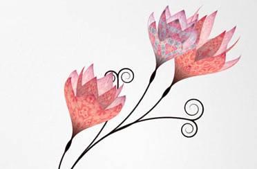 Digitalni cvijet ljubavi