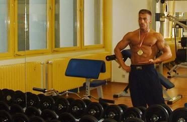 Čvrsti mišići iz zagrebačkih teretana