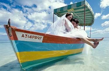 Top destinacije za bračno putovanje