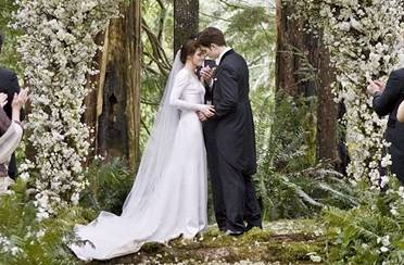 Vjenčanice s filmskih setova