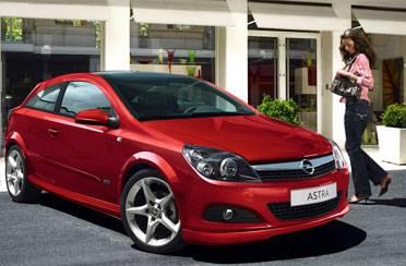 Stigla nova Opel Astra