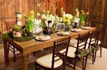 Dekoracija uskršnjeg stola