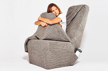 Idealna fotelja za zimske dane
